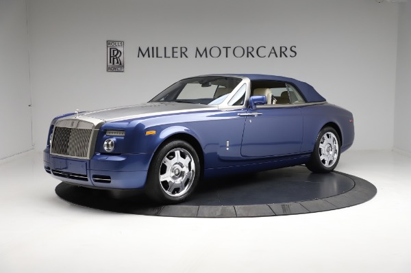Used 2009 Rolls-Royce Phantom Drophead Coupe for sale $219,900 at Pagani of Greenwich in Greenwich CT 06830 13