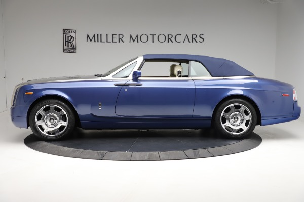 Used 2009 Rolls-Royce Phantom Drophead Coupe for sale $219,900 at Pagani of Greenwich in Greenwich CT 06830 14