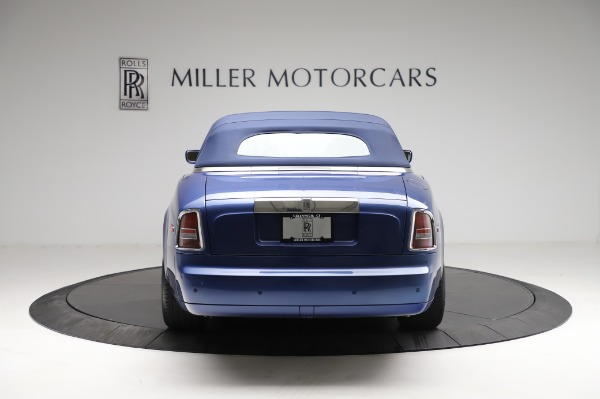 Used 2009 Rolls-Royce Phantom Drophead Coupe for sale $219,900 at Pagani of Greenwich in Greenwich CT 06830 15
