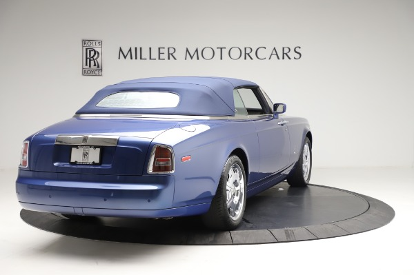 Used 2009 Rolls-Royce Phantom Drophead Coupe for sale $219,900 at Pagani of Greenwich in Greenwich CT 06830 16