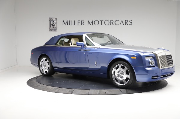 Used 2009 Rolls-Royce Phantom Drophead Coupe for sale $219,900 at Pagani of Greenwich in Greenwich CT 06830 18