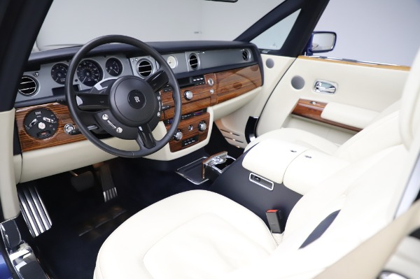 Used 2009 Rolls-Royce Phantom Drophead Coupe for sale $219,900 at Pagani of Greenwich in Greenwich CT 06830 19