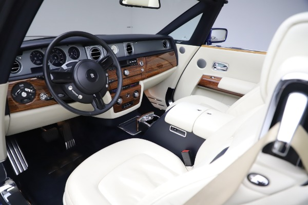Used 2009 Rolls-Royce Phantom Drophead Coupe for sale $219,900 at Pagani of Greenwich in Greenwich CT 06830 20