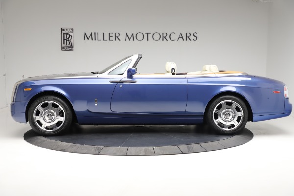 Used 2009 Rolls-Royce Phantom Drophead Coupe for sale $219,900 at Pagani of Greenwich in Greenwich CT 06830 3