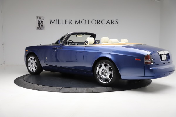 Used 2009 Rolls-Royce Phantom Drophead Coupe for sale $219,900 at Pagani of Greenwich in Greenwich CT 06830 4