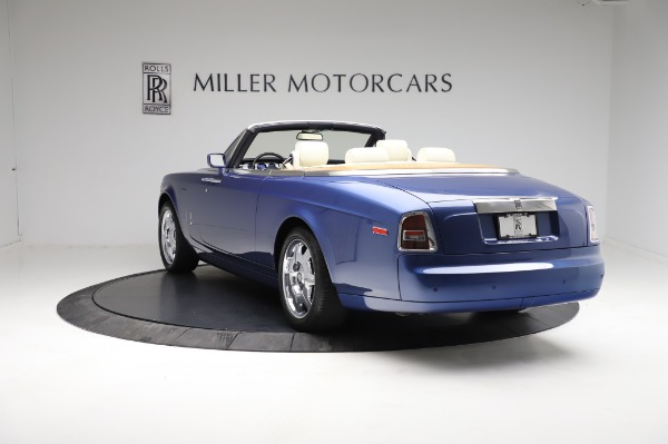 Used 2009 Rolls-Royce Phantom Drophead Coupe for sale $219,900 at Pagani of Greenwich in Greenwich CT 06830 5