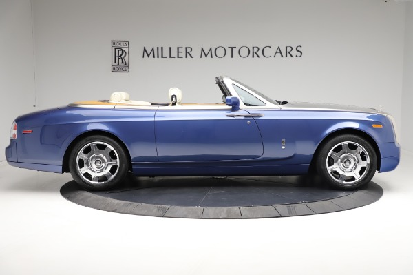 Used 2009 Rolls-Royce Phantom Drophead Coupe for sale $219,900 at Pagani of Greenwich in Greenwich CT 06830 9