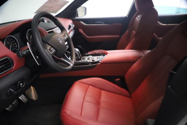 New 2021 Maserati Levante Q4 GranSport for sale $92,485 at Pagani of Greenwich in Greenwich CT 06830 15
