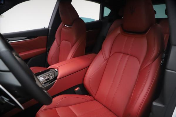 New 2021 Maserati Levante Q4 GranSport for sale $92,485 at Pagani of Greenwich in Greenwich CT 06830 16