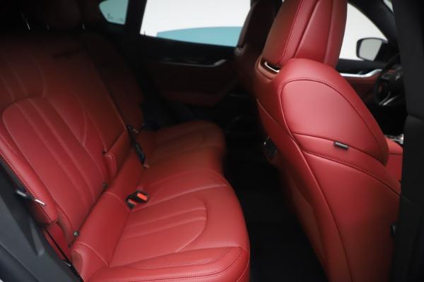 New 2021 Maserati Levante Q4 GranSport for sale $92,485 at Pagani of Greenwich in Greenwich CT 06830 25