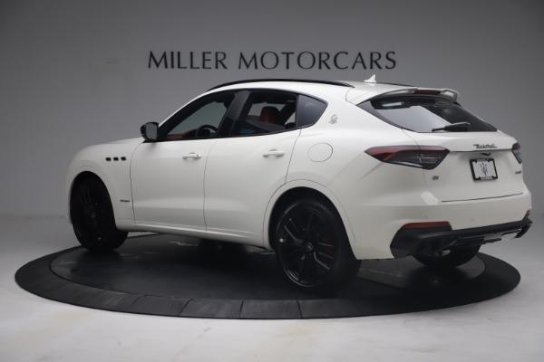 New 2021 Maserati Levante Q4 GranSport for sale $92,485 at Pagani of Greenwich in Greenwich CT 06830 4
