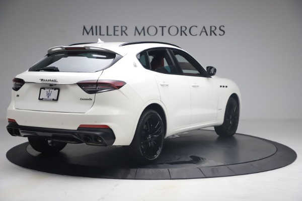 New 2021 Maserati Levante Q4 GranSport for sale $92,485 at Pagani of Greenwich in Greenwich CT 06830 8