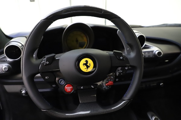 Used 2020 Ferrari F8 Tributo for sale $349,900 at Pagani of Greenwich in Greenwich CT 06830 18