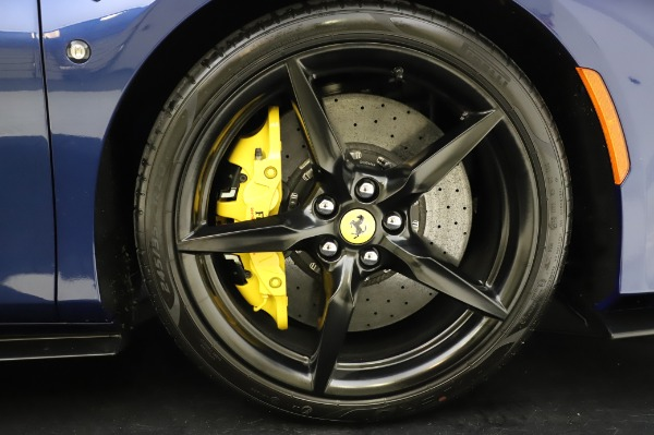 Used 2020 Ferrari F8 Tributo for sale $349,900 at Pagani of Greenwich in Greenwich CT 06830 23