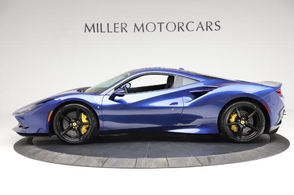 Used 2020 Ferrari F8 Tributo for sale $349,900 at Pagani of Greenwich in Greenwich CT 06830 3