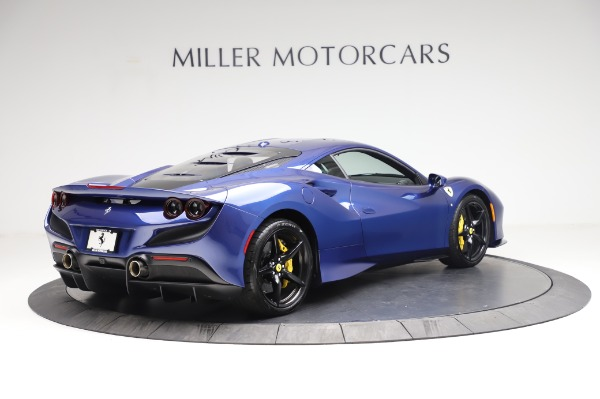 Used 2020 Ferrari F8 Tributo for sale $349,900 at Pagani of Greenwich in Greenwich CT 06830 7