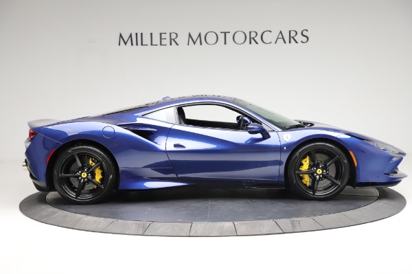 Used 2020 Ferrari F8 Tributo for sale $349,900 at Pagani of Greenwich in Greenwich CT 06830 8