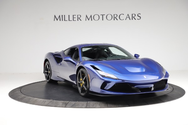 Used 2020 Ferrari F8 Tributo for sale $349,900 at Pagani of Greenwich in Greenwich CT 06830 9