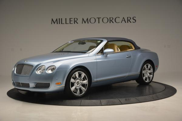 Used 2007 Bentley Continental GTC for sale Sold at Pagani of Greenwich in Greenwich CT 06830 14