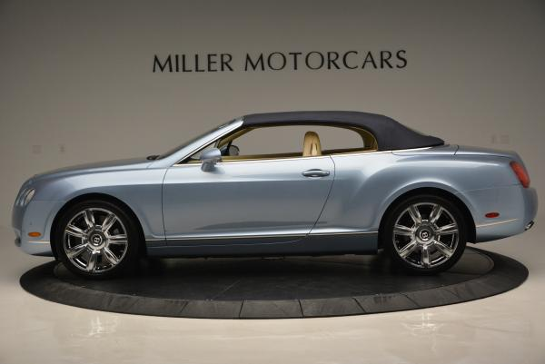 Used 2007 Bentley Continental GTC for sale Sold at Pagani of Greenwich in Greenwich CT 06830 15