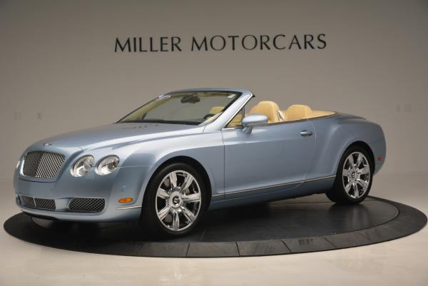 Used 2007 Bentley Continental GTC for sale Sold at Pagani of Greenwich in Greenwich CT 06830 2