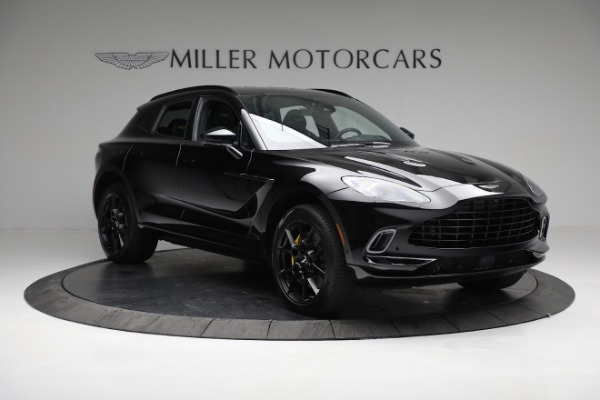 New 2021 Aston Martin DBX for sale $209,686 at Pagani of Greenwich in Greenwich CT 06830 10