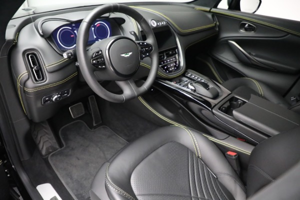 New 2021 Aston Martin DBX for sale $209,686 at Pagani of Greenwich in Greenwich CT 06830 13