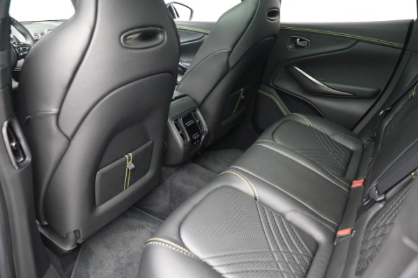 New 2021 Aston Martin DBX for sale $209,686 at Pagani of Greenwich in Greenwich CT 06830 18