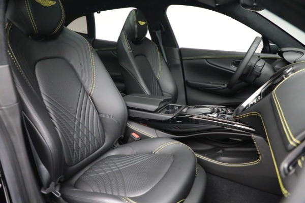 New 2021 Aston Martin DBX for sale $209,686 at Pagani of Greenwich in Greenwich CT 06830 21