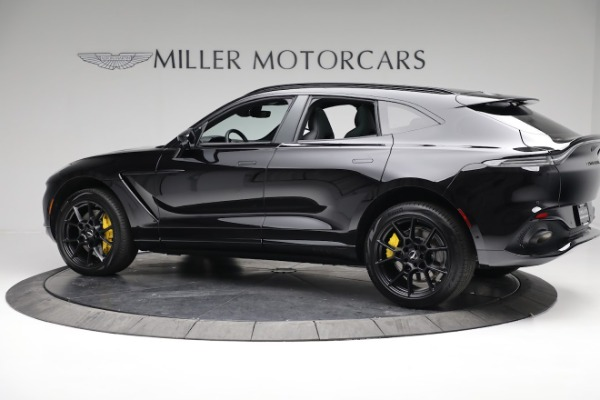 New 2021 Aston Martin DBX for sale $209,686 at Pagani of Greenwich in Greenwich CT 06830 3