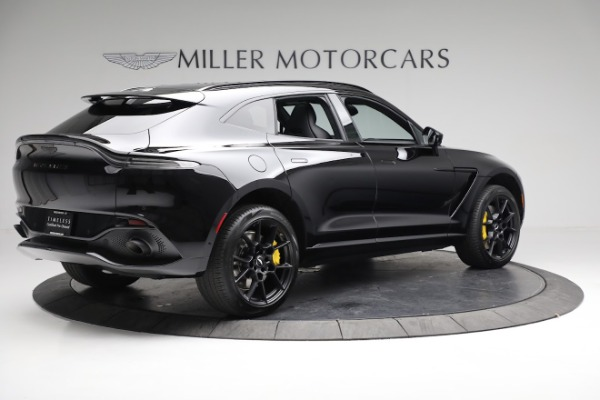 New 2021 Aston Martin DBX for sale $209,686 at Pagani of Greenwich in Greenwich CT 06830 7