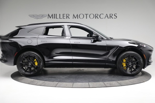 New 2021 Aston Martin DBX for sale $209,686 at Pagani of Greenwich in Greenwich CT 06830 8