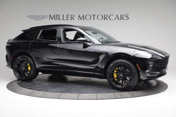 New 2021 Aston Martin DBX for sale $209,686 at Pagani of Greenwich in Greenwich CT 06830 9