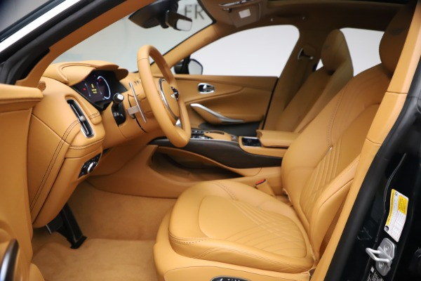 New 2021 Aston Martin DBX for sale $214,986 at Pagani of Greenwich in Greenwich CT 06830 10