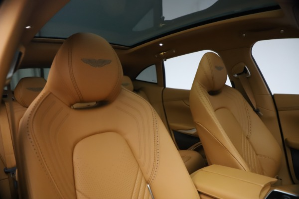 New 2021 Aston Martin DBX for sale $214,986 at Pagani of Greenwich in Greenwich CT 06830 19