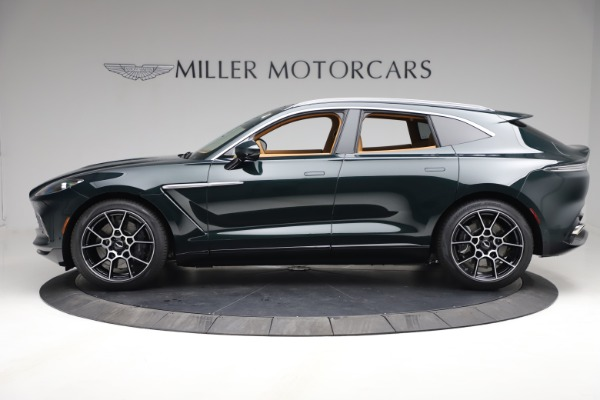 New 2021 Aston Martin DBX for sale $214,986 at Pagani of Greenwich in Greenwich CT 06830 2