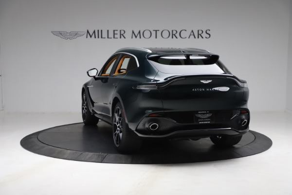 New 2021 Aston Martin DBX for sale $214,986 at Pagani of Greenwich in Greenwich CT 06830 4