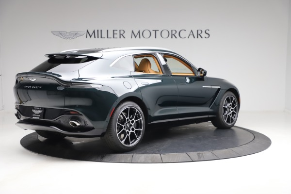 New 2021 Aston Martin DBX for sale $214,986 at Pagani of Greenwich in Greenwich CT 06830 7