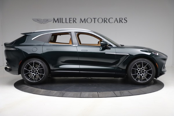 New 2021 Aston Martin DBX for sale $214,986 at Pagani of Greenwich in Greenwich CT 06830 8