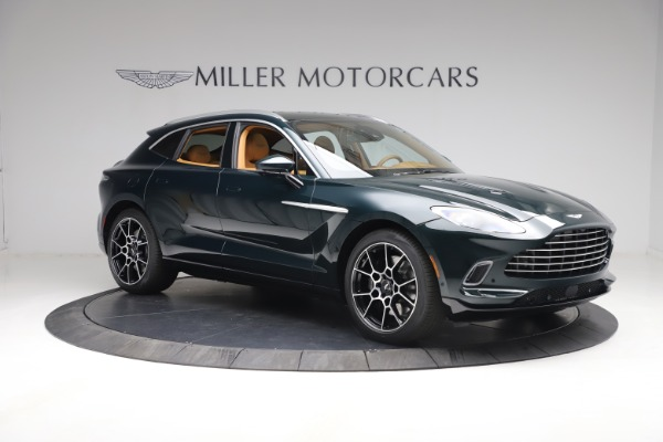 New 2021 Aston Martin DBX for sale $214,986 at Pagani of Greenwich in Greenwich CT 06830 9