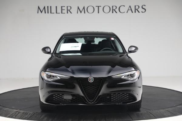 New 2021 Alfa Romeo Giulia Q4 for sale Sold at Pagani of Greenwich in Greenwich CT 06830 12