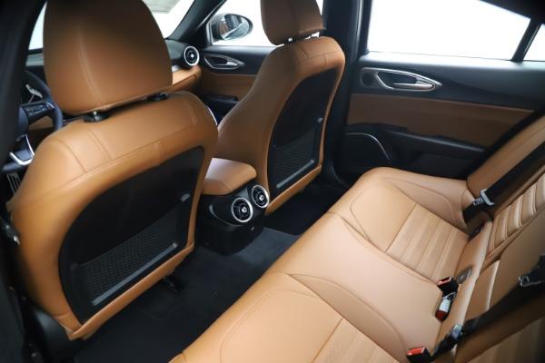 New 2021 Alfa Romeo Giulia Ti Sport Q4 for sale $54,050 at Pagani of Greenwich in Greenwich CT 06830 18