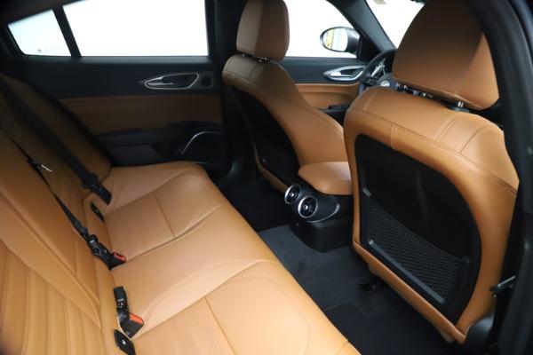 New 2021 Alfa Romeo Giulia Ti Sport Q4 for sale $54,050 at Pagani of Greenwich in Greenwich CT 06830 25