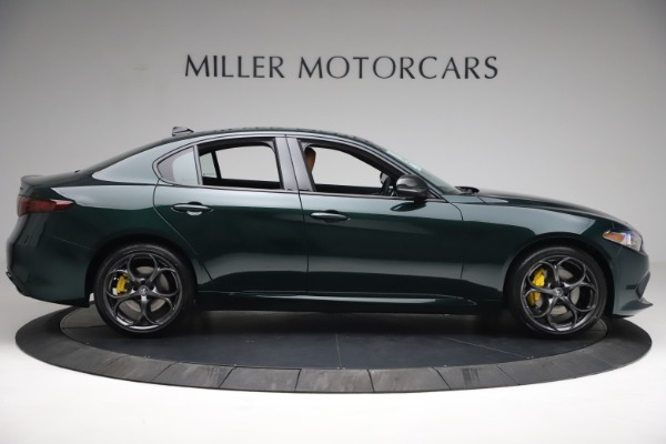New 2021 Alfa Romeo Giulia Ti Sport Q4 for sale $54,050 at Pagani of Greenwich in Greenwich CT 06830 9