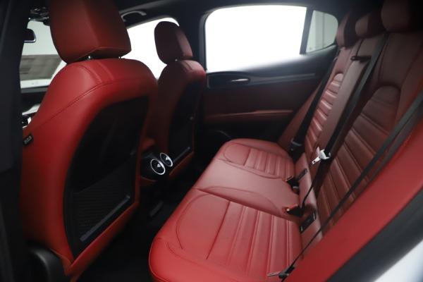 New 2021 Alfa Romeo Stelvio Ti Sport Q4 for sale $54,095 at Pagani of Greenwich in Greenwich CT 06830 19