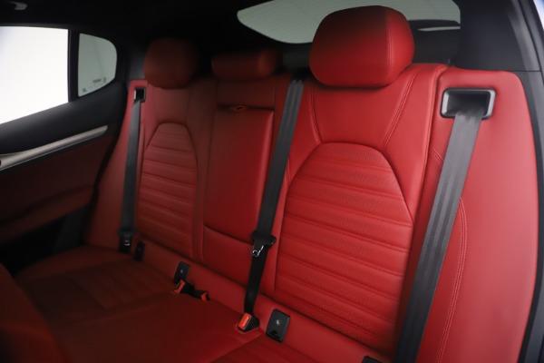 New 2021 Alfa Romeo Stelvio Ti Sport Q4 for sale $54,095 at Pagani of Greenwich in Greenwich CT 06830 20