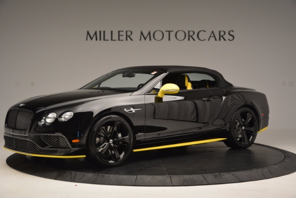 New 2017 Bentley Continental GT Speed Black Edition Convertible for sale Sold at Pagani of Greenwich in Greenwich CT 06830 11