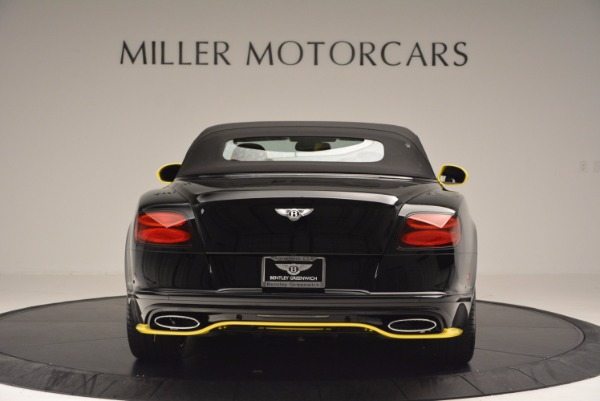New 2017 Bentley Continental GT Speed Black Edition Convertible for sale Sold at Pagani of Greenwich in Greenwich CT 06830 15