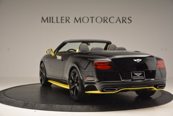 New 2017 Bentley Continental GT Speed Black Edition Convertible for sale Sold at Pagani of Greenwich in Greenwich CT 06830 5