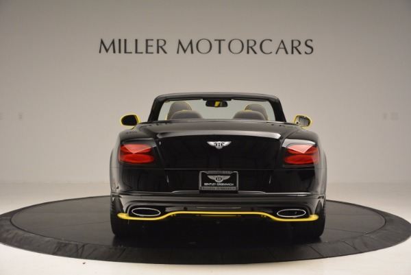 New 2017 Bentley Continental GT Speed Black Edition Convertible for sale Sold at Pagani of Greenwich in Greenwich CT 06830 6